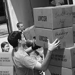 Relief-supply kits help provide care for the most vulnerable people during times of crisis.