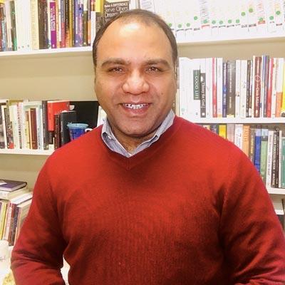 Pastor Nadeem Khokhar