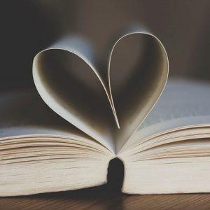 open heart book